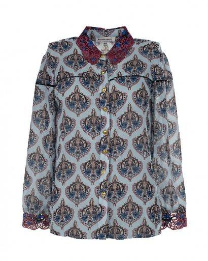 Blusa padrão