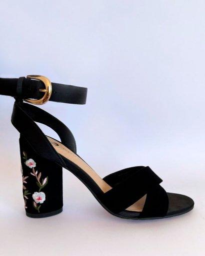 Sandálias flores