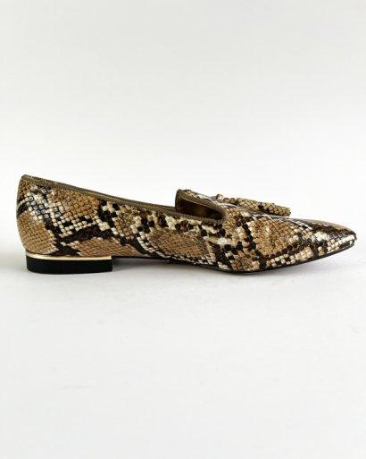 Mocassins leopardo